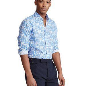 Ralph Lauren LS Classic Fit Tropical Linen Shirt